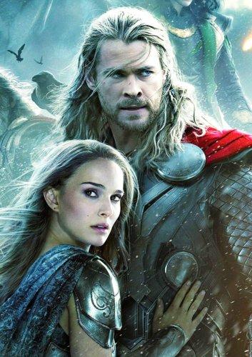"""MCU-Mysterium ist perfekt: Erstes """"Thor 4""""-Bild von Natalie Portman als Mighty Thor aufgetaucht"""