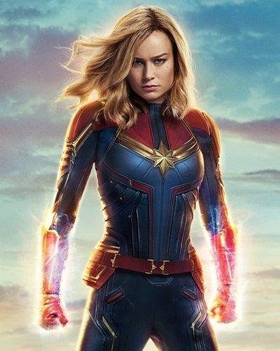 Trainieren wie Marvel-Star Brie Larson: So klappt's mit dem Muskelaufbau