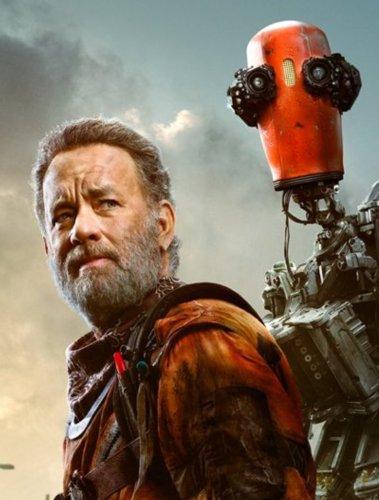 """Mit Hund und Roboter: Tom Hanks bewandert die zerstörte Erde im Trailer zu """"Finch"""""""