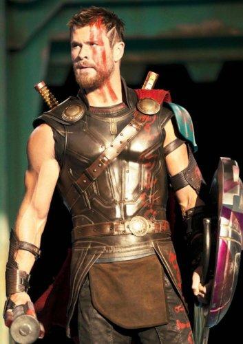 """Ein echter Gott in """"Thor 4"""": Neues Chris-Hemsworth-Video verspricht stärksten MCU-Thor bislang"""