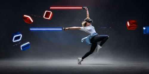 Facebook: Beat Saber 'Saved' Oculus Quest
