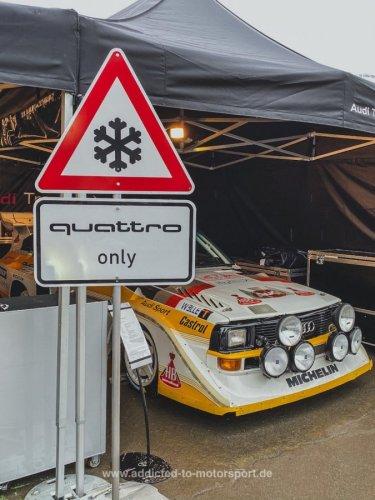 Ken Block & Audi? Morgen gibt es Neuigkeiten - addicted to motorsport
