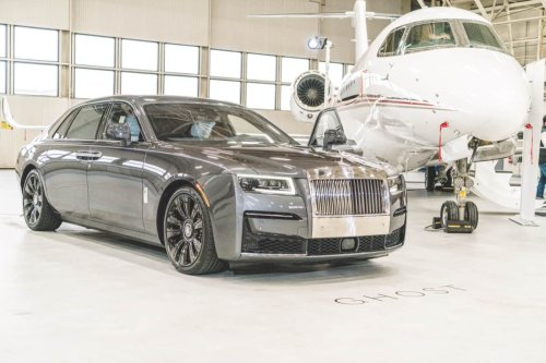 2021 Rolls-Royce Ghost Ditches The Frills For A Matured, Modern Design - Por Homme - Contemporary Men's Lifestyle Magazine
