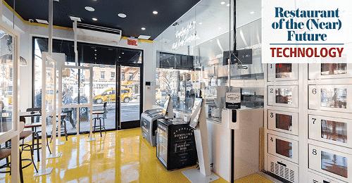Restaurant Kiosks – Restaurant of the (near) Future