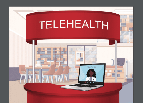 2021 Library Telehealth Guide Report