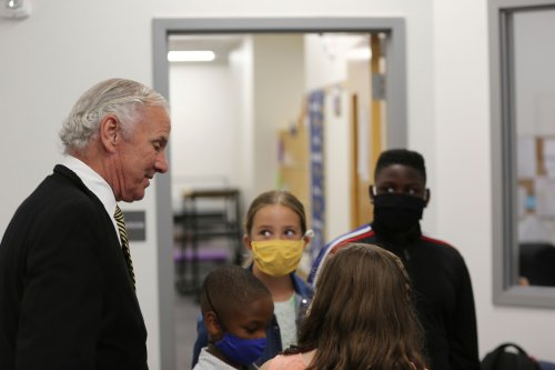 The Latest: SC schools without mask mandates get virus wave