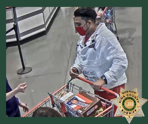 'They just get bolder and bolder:' Man walks out with cart full of $1,456 in merchandise