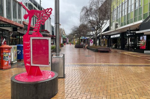 The Latest: New Zealand's largest city to remain locked down