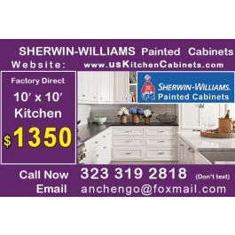 Kitchen Cabinets South Bend Indiana 10'x10' $1350