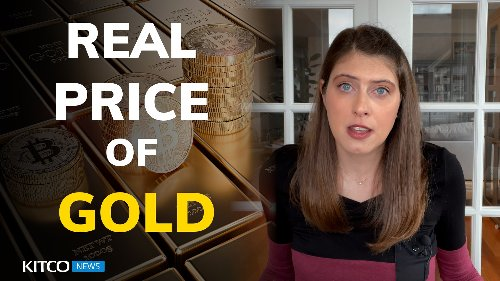 What's the real price of gold?
