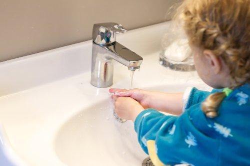 Kinder fürs Händewaschen begeistern und Kinderbuch-Tipp