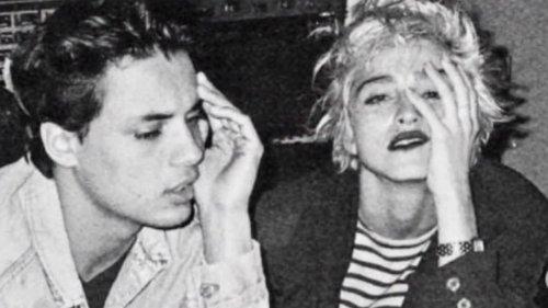 Madonna: Trauer um ihren Schützling Nick Kamen