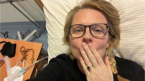 """Patricia Kelly im Krankenhaus: """"Ich bin drei Tage durch die Hölle gegangen"""""""