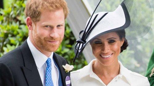 Prinz Harry und Meghan: Erster Auftritt nach Geburt von Lilibet