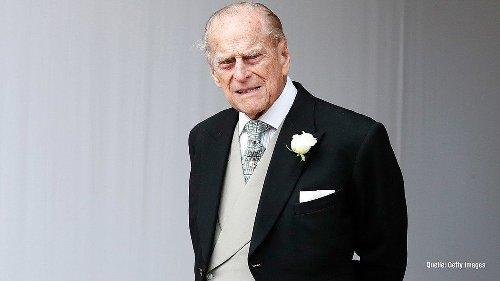 Prinz Philip (†): Todesursache wurde festgestellt