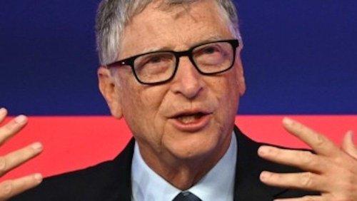 """Bill Gates: """"Ich wünschte, mehr Deutsche wüssten davon"""""""
