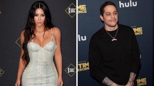 Kim Kardashian knutscht mit Ariana Grandes Ex-Verlobten!