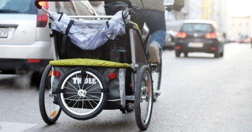 Anhänger fürs Fahrrad: Auf was zu achten ist