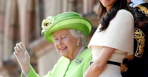 Die Queen gratuliert Meghan Markle zum 40. Geburtstag