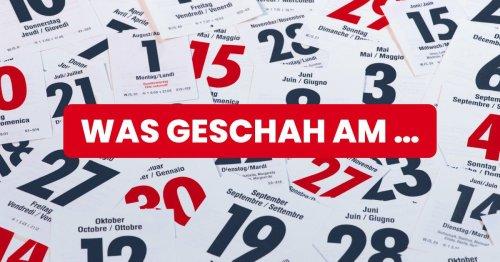 Kalenderblatt 2021: 26. September