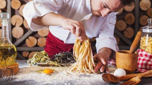 Pasta selber machen: So gelingt der Nudelteig