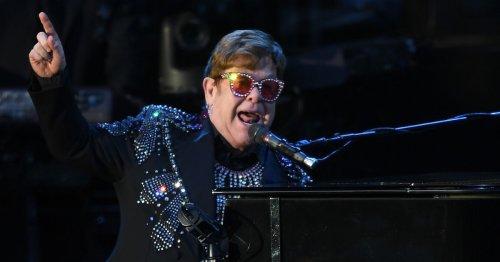 Elton John: Ein Kessel Buntes und drei Minuten Gänsehaut