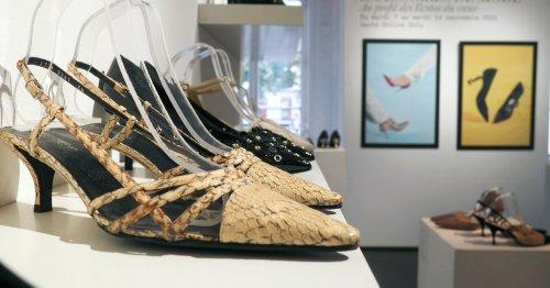 Catherine Deneuve: Ihre Schuhe wurden für 1300 Euro versteigert