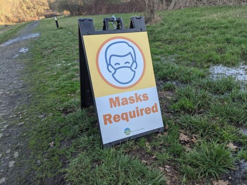 Gov. Brown Lifts Mask Requirement For Fully Vaccinated Oregonians