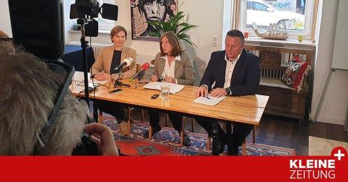 Koalitionsverhandlungen: So wollen KPÖ, Grüne und SPÖ Graz neu gestalten