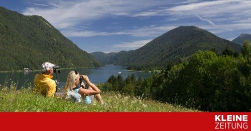 Urlaubsbilanz: Österreich setzte auf Urlaub daheim