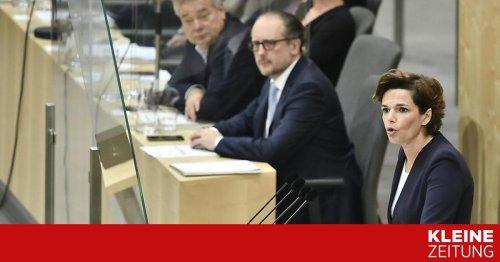 Rendi-Wagner befürchtet türkis-grüne Blockade