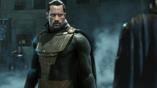 Dwayne Johnson wants to produce Man of Steel 2 with Henry Cavill as Superman
