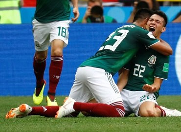 Mexico goal celebration caused an earthquake in the country - KNine Vox