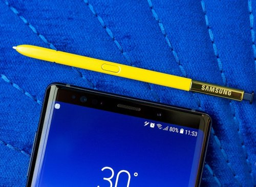 Samsung Galaxy Note 9 released with a massive battery and bigger display - KNine Vox