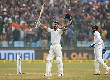 Virat Kohli surpasses Brian Lara scores another double century - Ind vs SL - KNine Vox