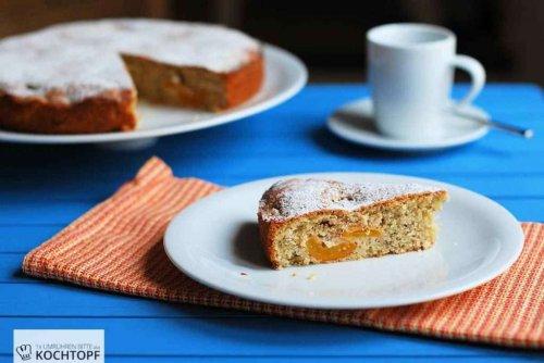 Mispel-Kuchen
