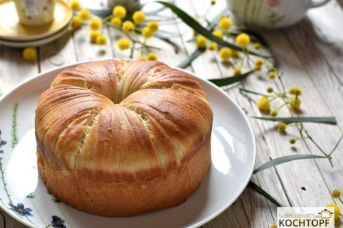 Wollknäuel-Brot {Wool Roll Bread} – der Trend aus dem Internet mit Übernachtgare & Vollkornanteil