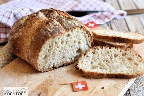 Waadtländer Kreuzbrot – das rösche Schweizer Kantonsbrot aus der Waadt