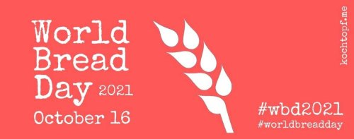 World Bread Day 2021 – Einladung / Invitation