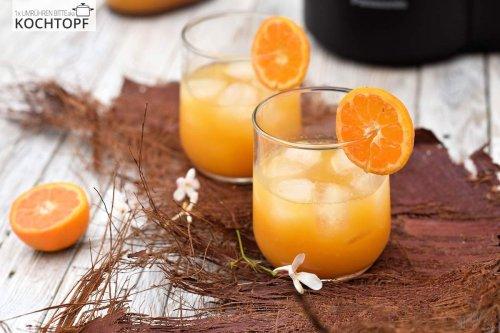 Mandarin Jasmine Blossom Winter-Cocktail – tschüss Winter, hallo Frühling!