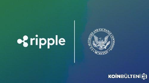SEC, Ripple'ın Önerdiği 18 Haziran Kısıtlamasına Karşı Çıktı