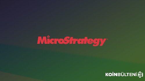 Microstrategy 488 Milyon Dolarlık Bitcoin Almayı Planlıyor | Koin Bülteni