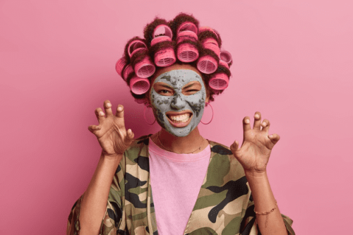 Hair rollers: This is why they have become trendy again