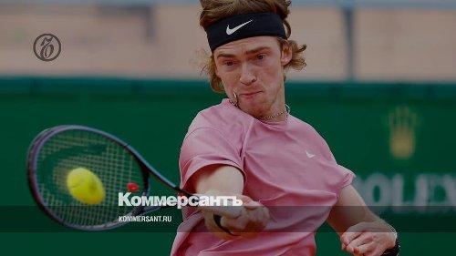 Русский теннис в Монте-Карло