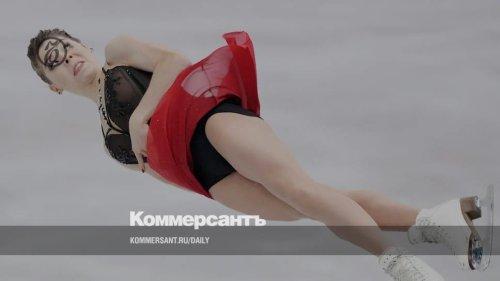 Российские фигуристы укатили в отрыв