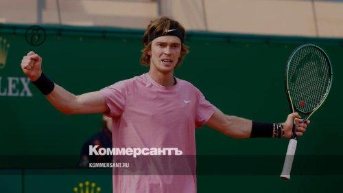 Андрею Рублеву показали идеальный финал