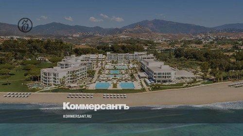 Новый курорт Ikos Andalusia в Марбелье