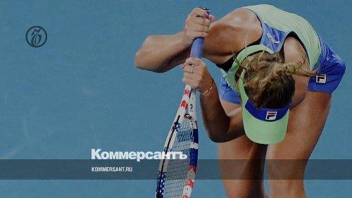 Теннисисткам не хватило внимания