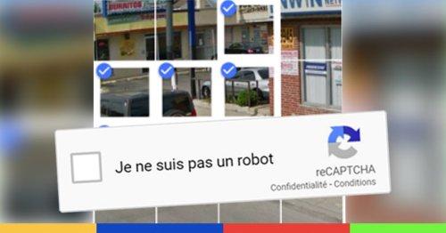 """Pourquoi le test """"Je ne suis pas un robot"""" est en train de disparaître?"""