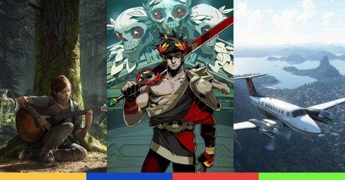 Les 10 jeux vidéo qui ont sauvé l'année 2020